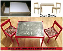 the everyday momma ikea latt children u0027s table makeover