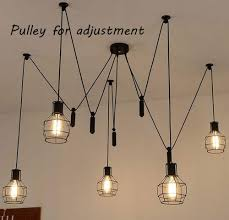 gorgeous pulley pendant light related to home decor concept light