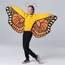 Wings Halloween Costume Homemade Butterfly Halloween Costume Halloween