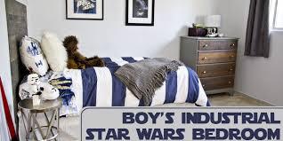 Star Wars Kids Rooms by Industrial Star Wars Room Design Dazzle