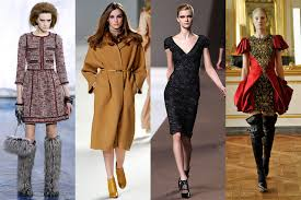 70 S Fashion Paris Ready To Wear Fall Winter 2010 Round Up Dedicated