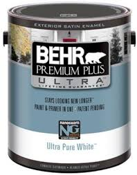 Behr Premium Plus Ultra Paint and Primer in one