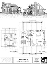Small 2 Bedroom Cabin Plans Cabin Plans With Wrap Around Pleasing Cabin Floor Plans Home
