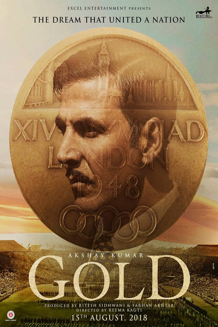Gold 2018 Full Movie Download Pre DVDRip 480p 350MB And 700MB