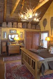 Lodge Living Room Decor by 186 Best Lodge Bedroom Images On Pinterest Rustic Bedrooms