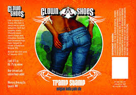 Clown Shoes Beer » Tramp Stamp: Belgian India Pale Ale