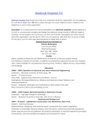 Resume Samples Electrical Engineering by Sample Resume For Diploma Electrical Engineer Free Resume
