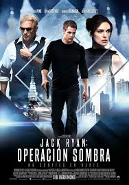 ack Ryan: Operación sombra (Jack Ryan: Shadow recruit)
