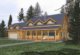 Garage Plans With Porch by Log Home Plans With Garage U2013 House Design Ideas