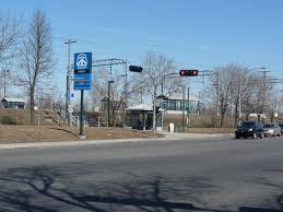 Du Ruisseau station