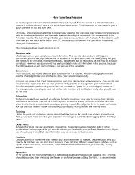 How To Do An Resume I Need To Make A Resume Resume For Your Job Application