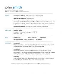 Google Resume Examples by Free Resume Templates 87 Marvelous For Word Template College