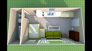 2 000 tiny home design 12 x 24 mortgage free survive the