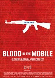 ver blood in the mobile