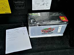 2003 Volvo Xc90 Wiring Diagram Installed A Ginormous Die Hard Battery Today