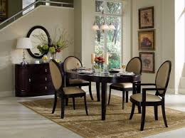 Brown Dining Room Table 30 Rugs That Showcase Their Power Under The Dining Table