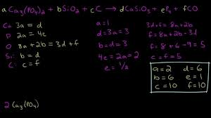 Homework help balancing chemical equations using linear   www     Balance Chemical Equation   Online Balancer   Chemistry Online  Homework help