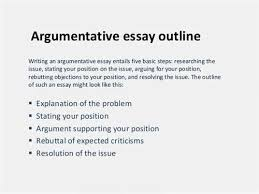 Argumentative Essay Outline Sample Sample Argumentative Essay Outline   wikiHow Millicent Rogers Museum