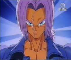MBTI enneagram type of Future Trunks