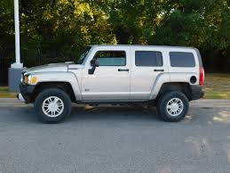 2009 used hummer h3 4wd 4dr suv adventure at honda of fayetteville