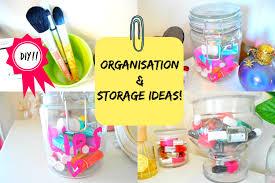 Diy For Home Decor Room Decor Organization And Storage Ideas With Jars Diy Youtube