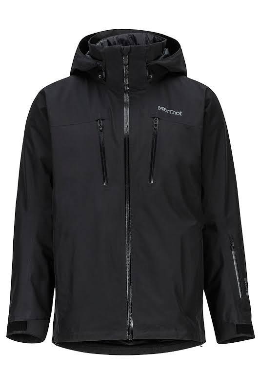 Marmot KT Component Jacket Black Extra Large 84200-001-XL