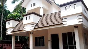 2000 sq ft 3 bedrooms double storey house for sale in angamaly