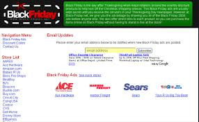 which website has the best black friday deals black friday deals 10 best resources