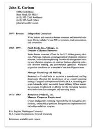 Recruiting Resume Examples by Sample Contract Lobbyist Resume Http Exampleresumecv Org