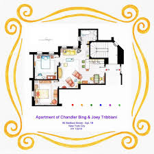 742 Evergreen Terrace Floor Plan An Artist Recreated The Floor Plans For These 9 Tv Homes And The