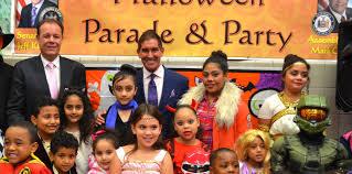 halloween city middletown ny senator jeff klein and assemblyman mark gjonaj host fourth annual