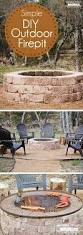 How To Make A Fire Pit In Backyard by How To Build A Firepit For Your Outdoor Space Scattered Thoughts