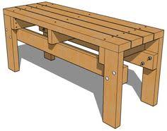 Basic Wood Bench Plans by Plans Garden Bench Download Free Plans And Do It Yourself Guides