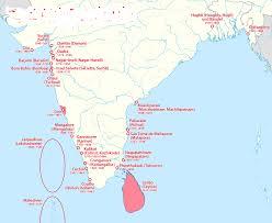 India Map Quiz by History Appreciation Test