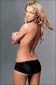 Celebrity Tattoos - Britney Spears