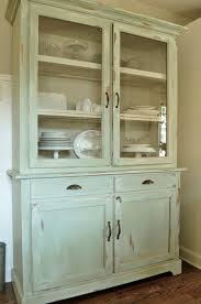 glass door hutch kitchen awesome kitchen buffet decorating ideas with white wood