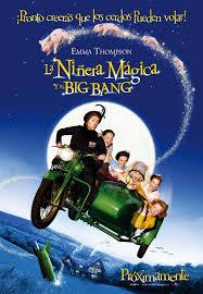 La Ninera Magica Y El Big Bang