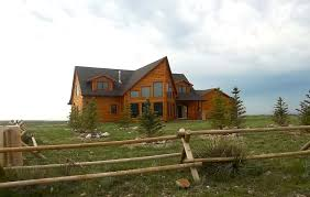 Log Home For Sale Log Home For Sale Wheatland Wy Land Ranch Recreational Log