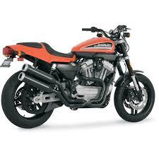 vance u0026 hines black widow xr 2 1 2 exhaust system 47537 harley