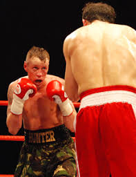 TRAINER Neil Fannan expects Michael Hunter to back up his boasts that he is still world class when he boxes Jason Booth tomorrow night. - michael-hunter-197572210