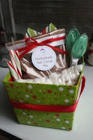 Home Made Christmas Gifts by The Nesting Corral Homemade Christmas Gifts Cocoa
