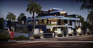 home design 3d viusalization row house power elevation medium