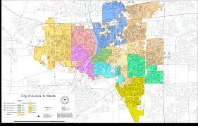 Google Maps Illinois by Aurora Election Commission Maps And Gis