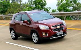 Chevrolet Tracker fica na porta de entrada para os SUVs médios ...
