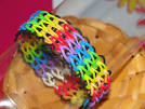 rainbow loom zippy chain