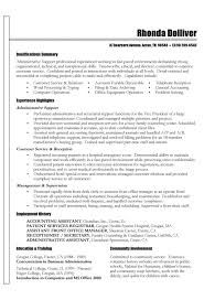 Sample Of Resume Skills And Abilities by Resume Skills Summary Examples Skills Section Writing Resume