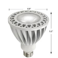 Outdoor Cfl Flood Lights Led Par38 Outdoor Flood Light Bulb Replacement Replaces 150w