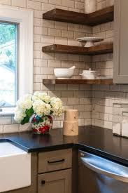 kitchen grey and brown backsplash white kitchen black ideas gray