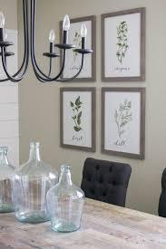 Artwork For Dining Room Best 25 Kitchen Wall Art Ideas On Pinterest Kitchen Art