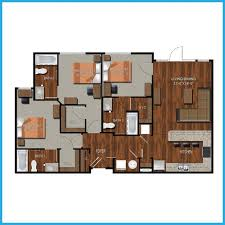 3 Bedroom Apartment Floor Plan 9 Best College Station Apartment Floorplans Images On Pinterest